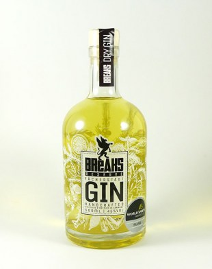 Breaks Reserve Dry Gin 500ml