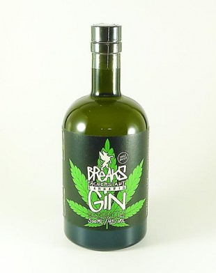 Breaks Canabis Gin 500ml