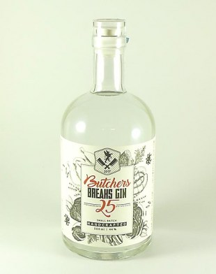 Breaks Butchers Gin 500ml