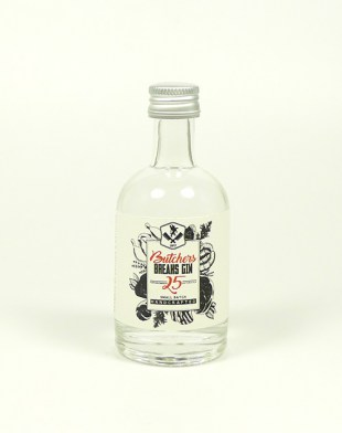 Butchers Breaks Gin 25, 50ml