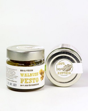 Walnuss Pesto BIO