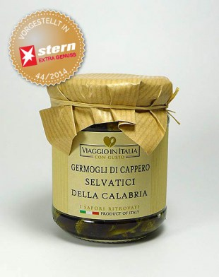 Germogli di Cappero