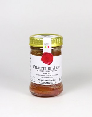Filetti di Alici
