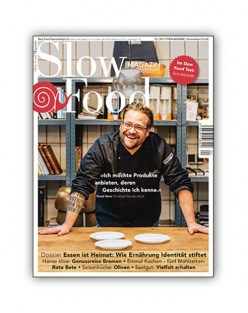 Slow Food Magazin 01/17