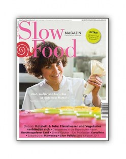 Slow Food Magazin 02/17