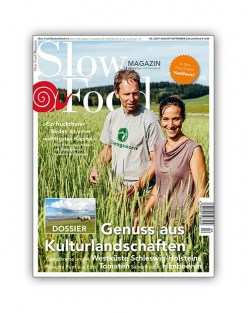Slow Food Magazin 04/17
