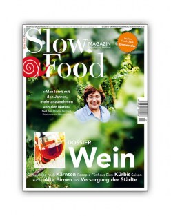 Slow Food Magazin 05/17