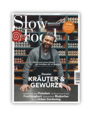 Slow Food Magazin 02/18