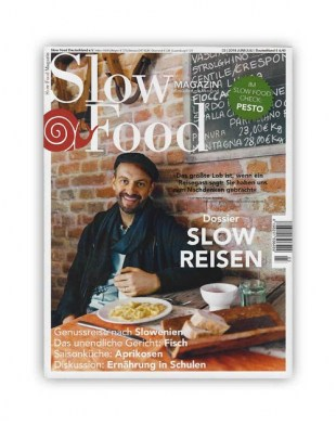 Slow Food Magazin 03/18