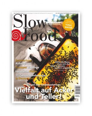 Slow Food Magazin 04/18
