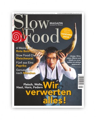 Slow Food Magazin 05/18