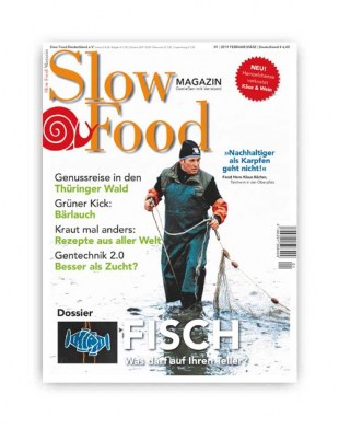 Slow Food Magazin 01/19