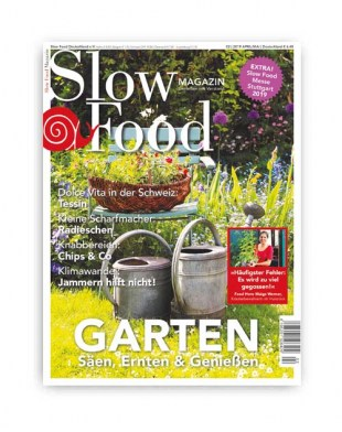 Slow Food Magazin 02/19