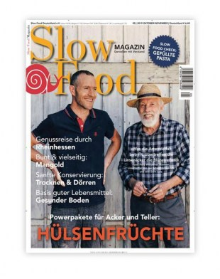 Slow Food Magazin 05/19