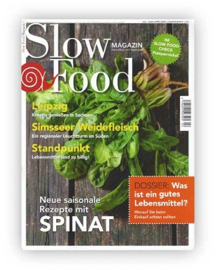 Slow Food Magazin 02/20