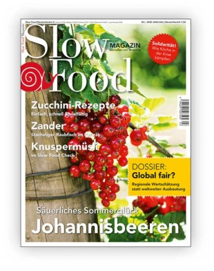 Slow Food Magazin 03/20