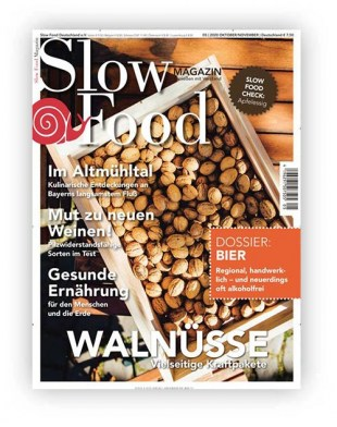 Slow Food Magazin 05/20