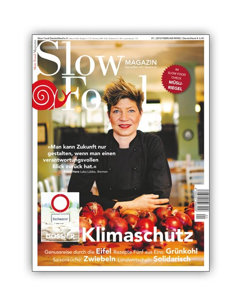Slow Food Magazin 01/18