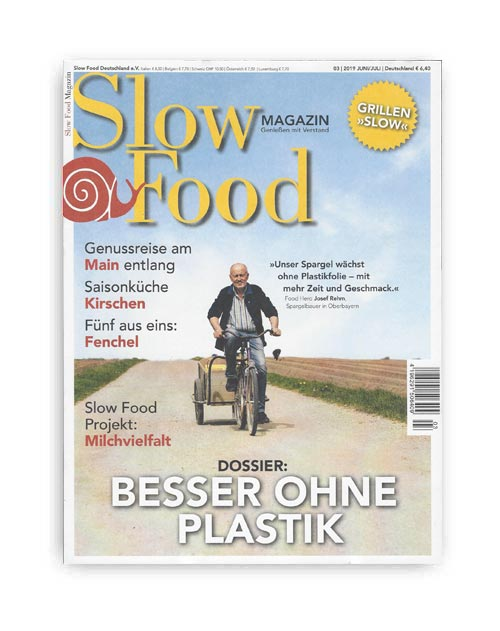 Slow Food Magazin 03/19